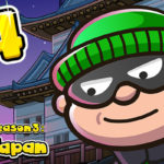 BOB THE ROBBER 4 SEASON 3: JAPAN