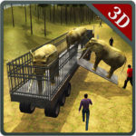 DINO TRANSPORT TRUCK SIMULATOR 3D